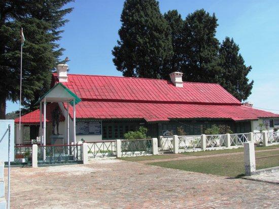 Hotel Sagar: Anashakti Ashram