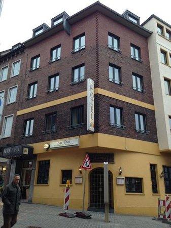 Hotel 3 Könige: von außen