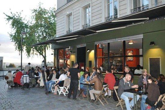 o 39 paris belleville pere lachaise restaurant reviews phone number photos tripadvisor. Black Bedroom Furniture Sets. Home Design Ideas