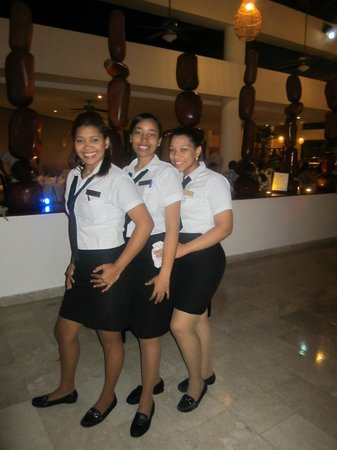World Cafe Girls Picture Of Dreams Palm Beach Punta Cana