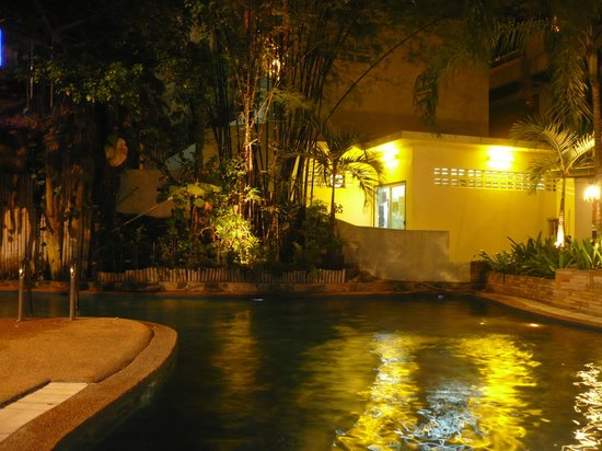 Club Bamboo Boutique Resort and Spa: pool