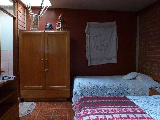 Carolina Egg Gasthaus: Zweibett-Zimmer