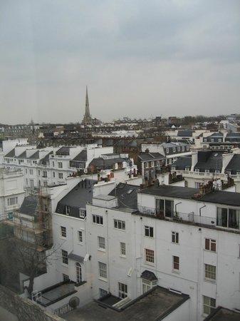 Park Grand London Hyde Park: vue depuis le 7ème étage