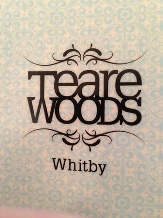 Teare Wood's Luxury Ice Cream Parlour: lovely place :-)