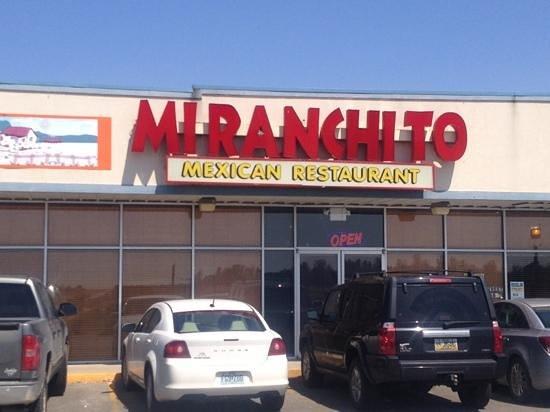 Mi Ranchito: store front