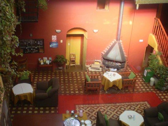 Hospedaje Turistico San Blas: Sala principal
