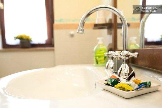 Casale La Pietra Gialla: I nostri bagni