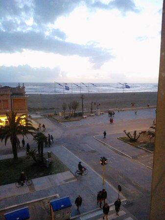 Hotel La Pace: vista dalla camera