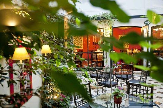 LP Los Portales Hotel Cusco: Terraza