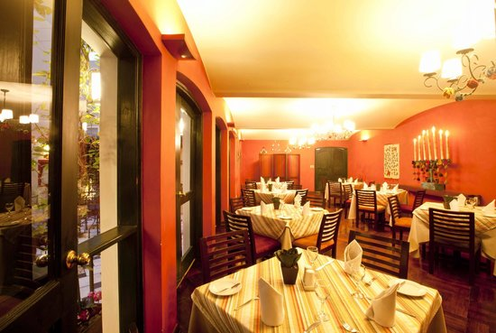 LP Cusco Hotel: Restaurante