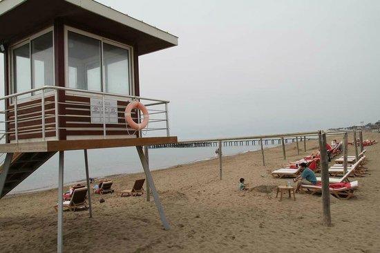 Rixos Premium Belek: beach