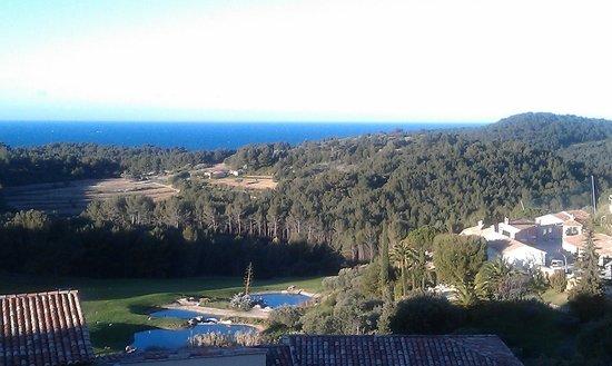 Dolce Fregate Provence: Golf et mer