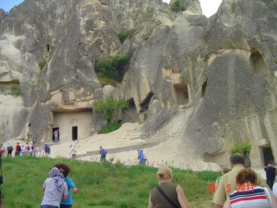Oz Cappadocia: Świątynie wydrążone w skałach