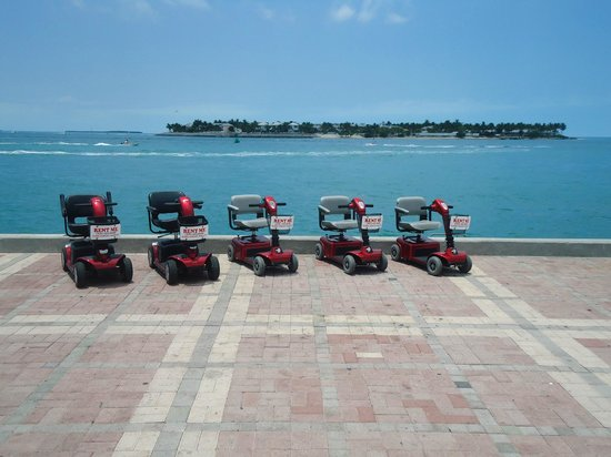 Island Comfort Mobility - Mobility Scooter & Bike Rentals