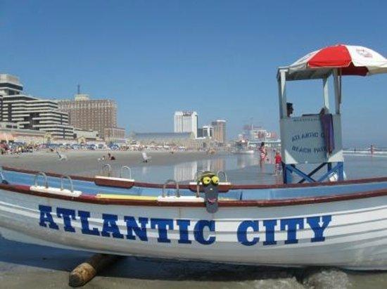 Atlantic City Hotels Near Boardwalk