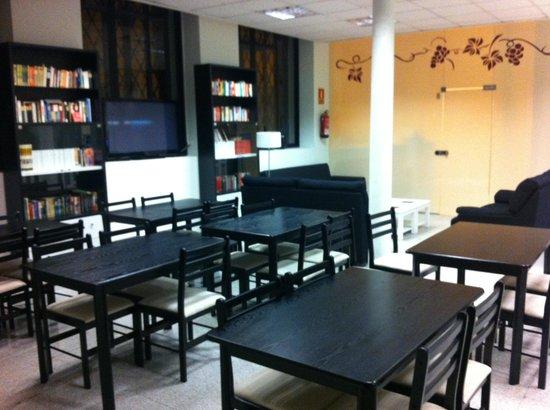 Hostel Entresuenos Logrono: Zona Común