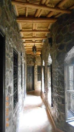 Riad Imlil : l'interieur
