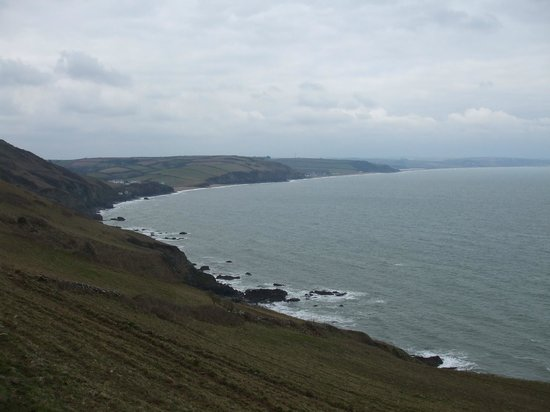 Slapton Sands from Start Point