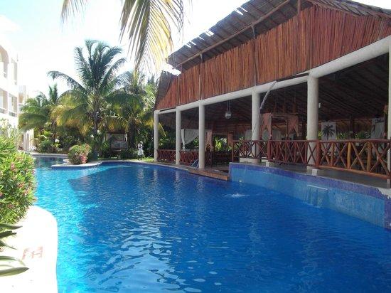 Sensimar Resort Riviera Maya: Pool