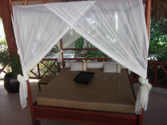 Sensimar Resort Riviera Maya: Beach area