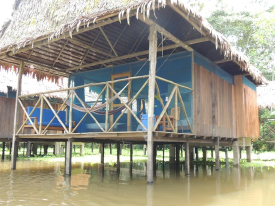 Muyuna Amazon Lodge : Our home-away-from-home for 5 days