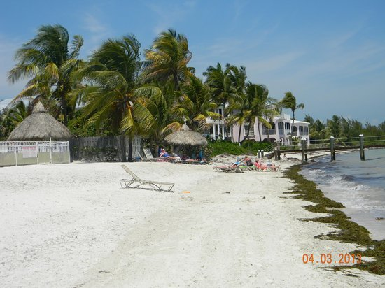 Cocoplum Beach & Tennis Club & Marina: Coco Plum beach and tennic resort