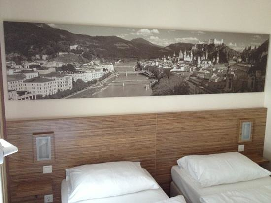 Hotel Hofwirt Salzburg: room 312