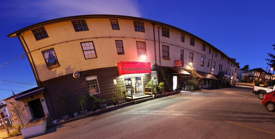 Rodmay Heritage Hotel : Hotel from the outside