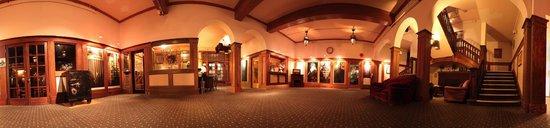 Rodmay Heritage Hotel : Hotel lobby