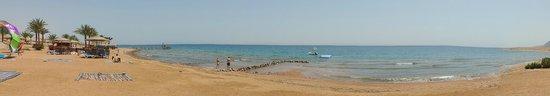 Ecotel Dahab Bay View Resort: выход на воду