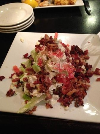 Liberty Tap Room & Grill: wedge salad