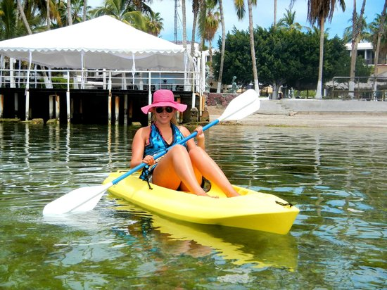 La Concha Beach Resort: Kayak