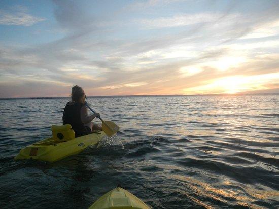 La Concha Beach Resort: kayaking