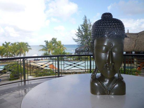 Le Meridien Ile Maurice: dans l'entrée