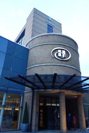 Hilton Belfast : Potal
