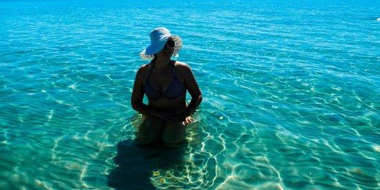 La Concha Beach Resort: feeling the water in the beach