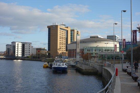 Hilton Belfast: Bau