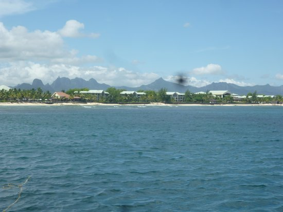 Le Meridien Ile Maurice: la plage