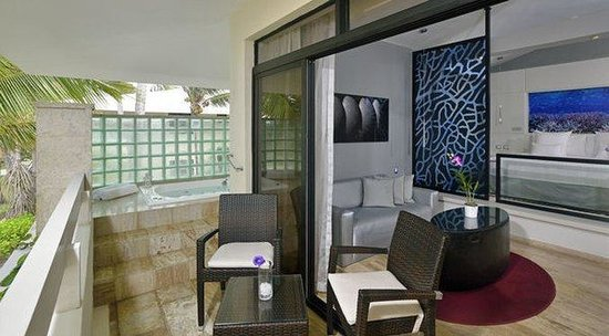 Paradisus Punta Cana Resort: Normal CPPunta Cana Luxury Jr Suite with jacuzzy