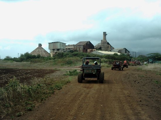Kauai ATV Tours: Riding to the Sugar Mill