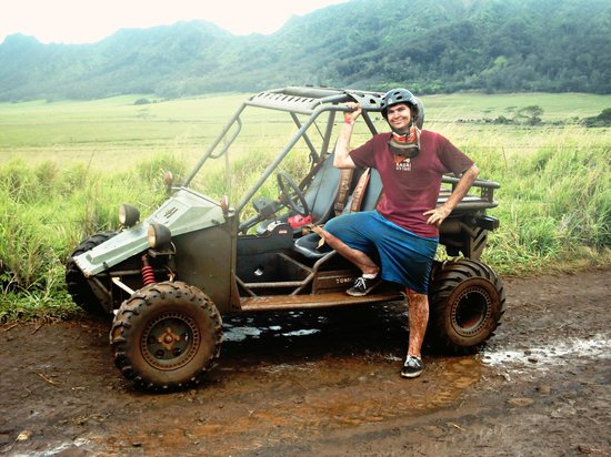 Kauai ATV Tours: Fun in the Mud