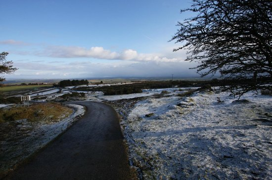 Wheal Tor: Winter View