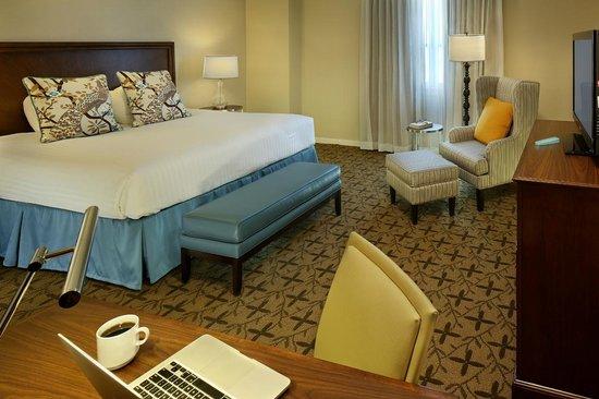 Gettysburg Hotel: Standard King Guestroom