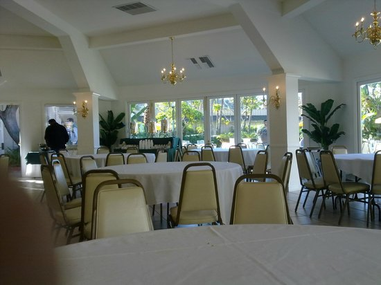 Town and Country Resort & Convention Center: Desayuno