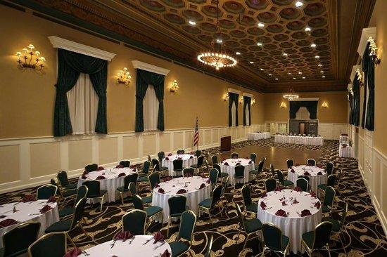 The Historic Gettysburg Hotel Grand Ballroom