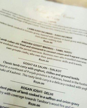 Geet Indian Restaurant : Delicious