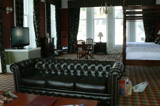 Columba Hotel: Room W12