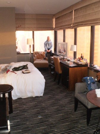 The Bentley Hotel: Jnr suite