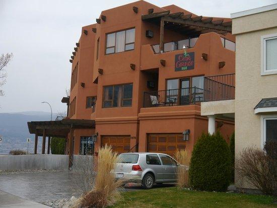 Casa Grande Inn: Front