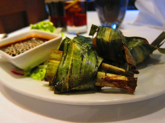 Rama V: Appetizer of Gai-Hor Bai Dtoei